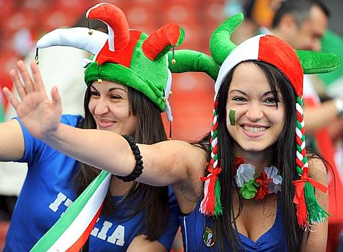 Great-looking-Italy-football-fans