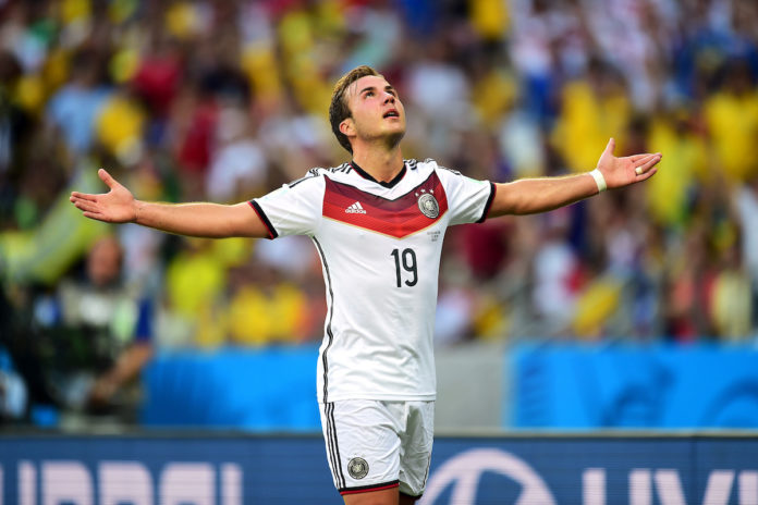 Mario Gotze miss out from the germany squad for world cup