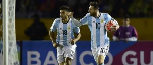 Argentina Beat Haiti by 4-0 in Friendly on 29 May