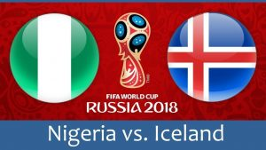 Nigeria vs Iceland World cup 2018 Wallpapers in HD, Best Images