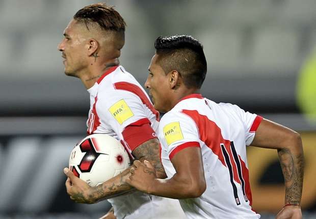 Peru football team players ready for world cup battle