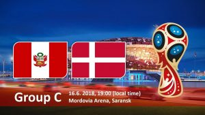 Peru vs Denmark 2018 World cup Match live in India, IST Time to Start