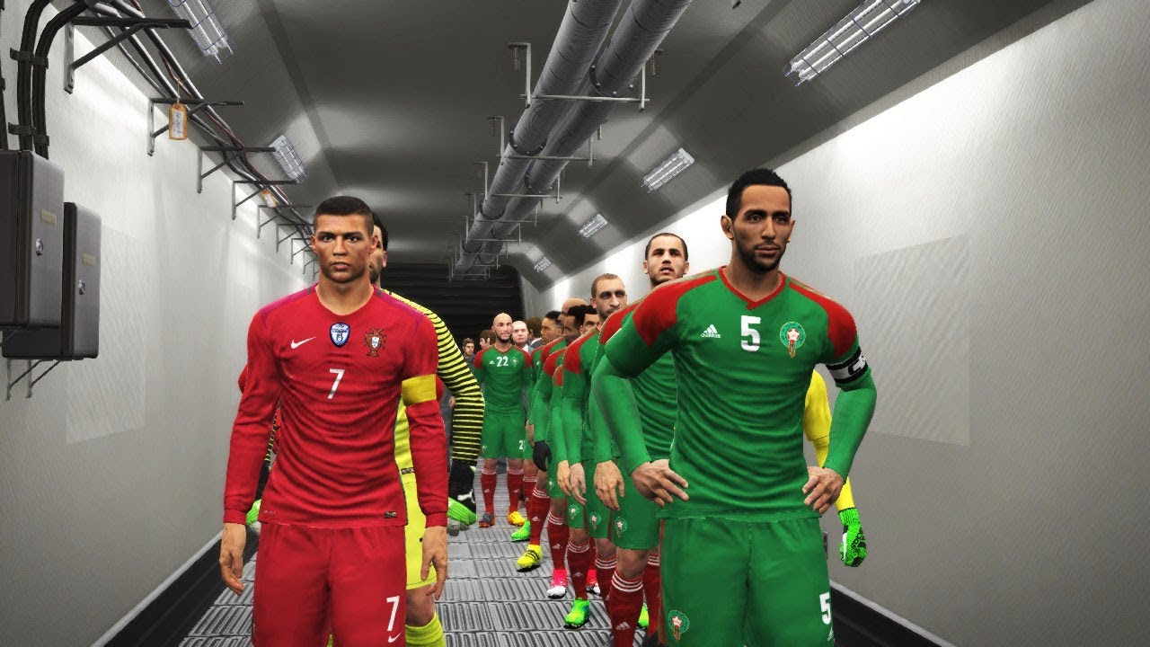 Portugal ready for clash against Morocco for world cup