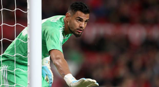 Sergio Romero miss the world cup due to knee injury