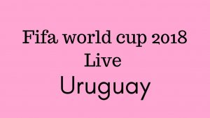 How To watch Fifa world cup 2018 live in Uruguay? Best & Free options