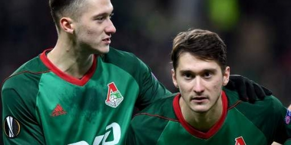 Aleksey and Anton Miranchuk included in russia squad