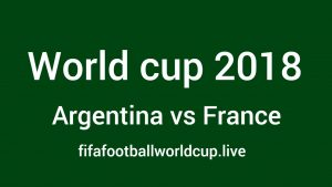 Argentina vs France Live Telecast Online Streaming [Round of 16]
