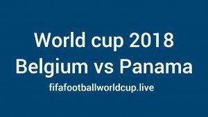 Belgium vs Tunisia Today World Cup Match Live Telecast, Prediction, TV channels info