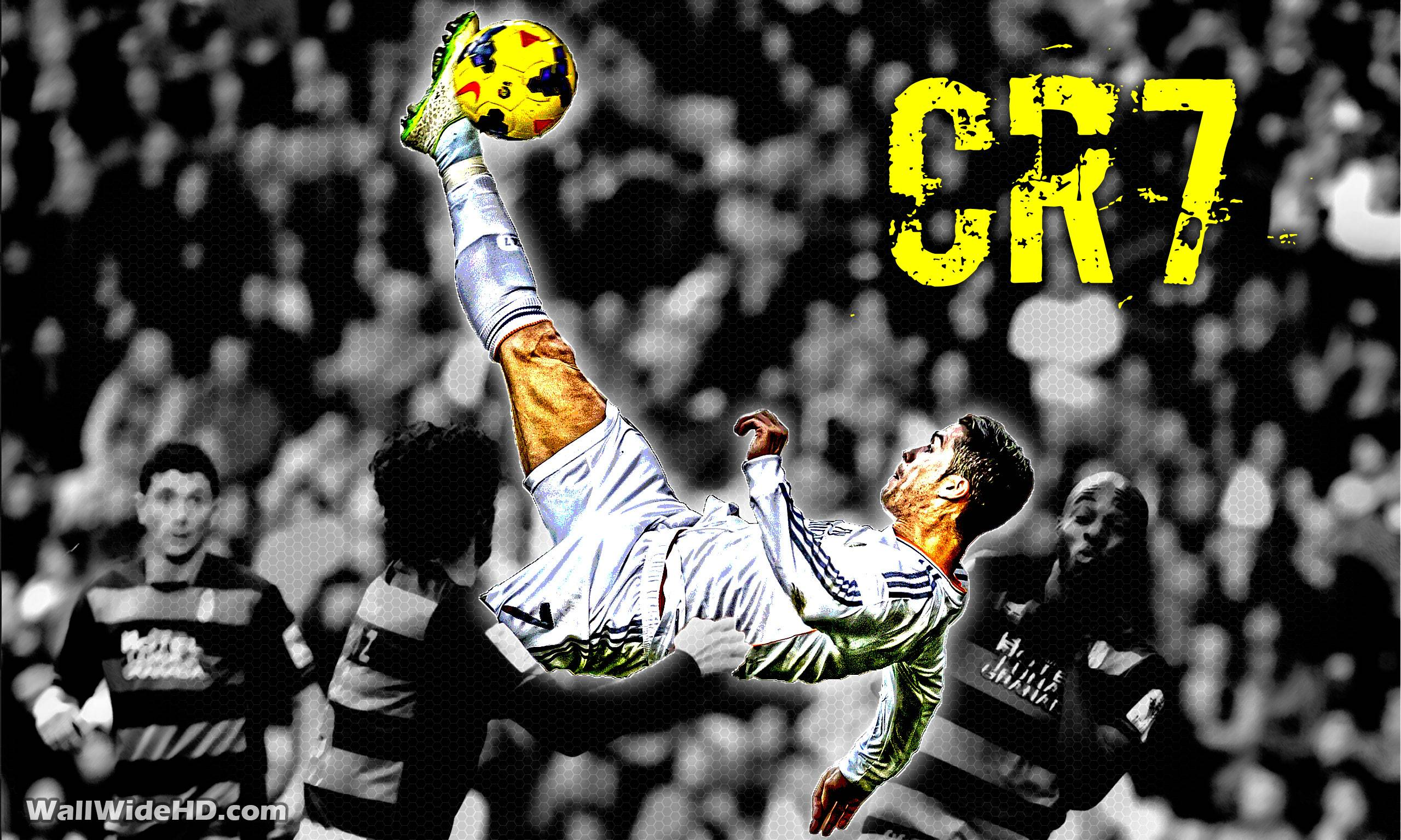 CR7 Dark Black wallpaper