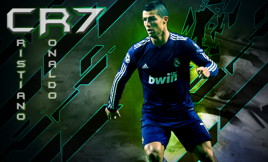 Cristiano Ronaldo HD wallpaper for Facebook timeline