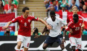 Croatia vs Denmark Head to Head