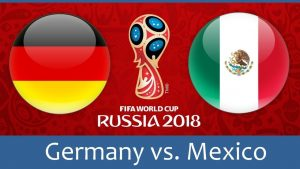 Germany vs Mexico World cup Group F Match HD wallpapers, Pics, Images