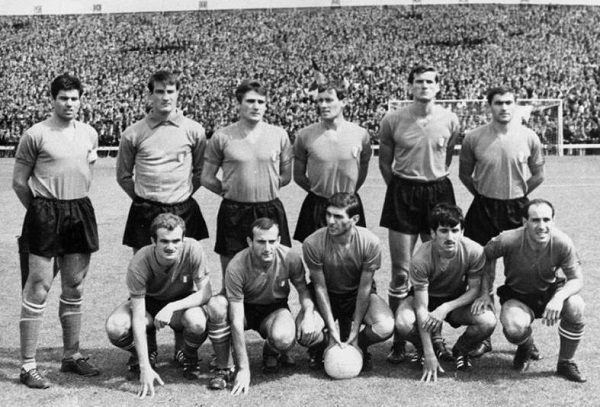 Italy beat Sweden in 1950 world cup opening game