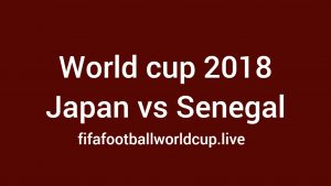 Japan vs Senegal Group H Match Preview, Live Stream info