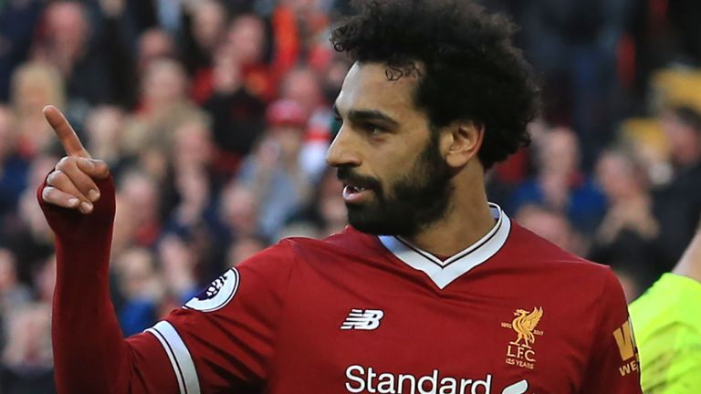 Mohamed salah included in egypt squad for world cup