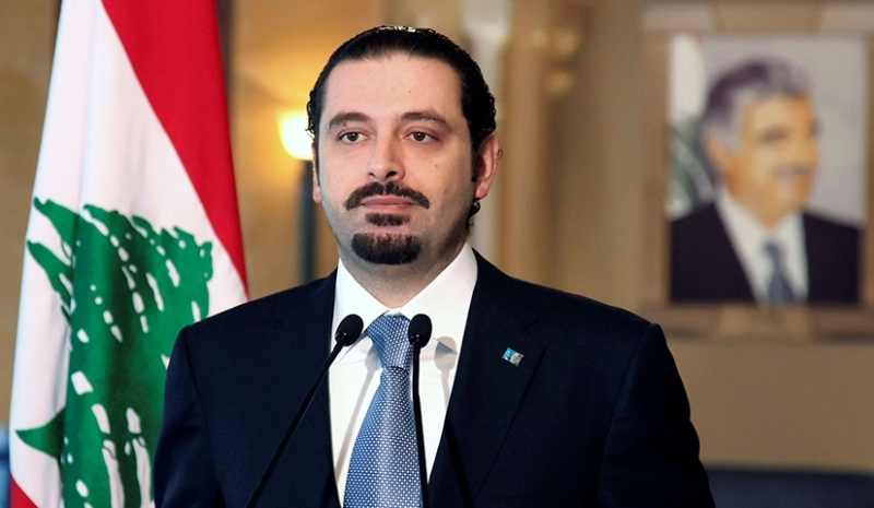 Saad Hariri present in world cup opening ceremony at russia