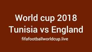 Tunisia vs England Today World Cup Match Live Telecast, Prediction, TV channels info