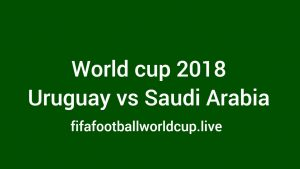 Uruguay vs Saudi Arabia Today World Cup Match Live Telecast, Prediction, TV channels info