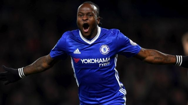 Victor Moses join Nigeria ahead of clash against england in friendly
