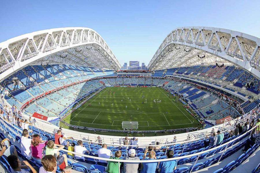 World cup 2018 Weather - Warm & Mostly Dry condition at Russia's host cities