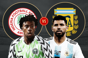 Argentina vs Nigeria Expert Predictions, Odds Today football match
