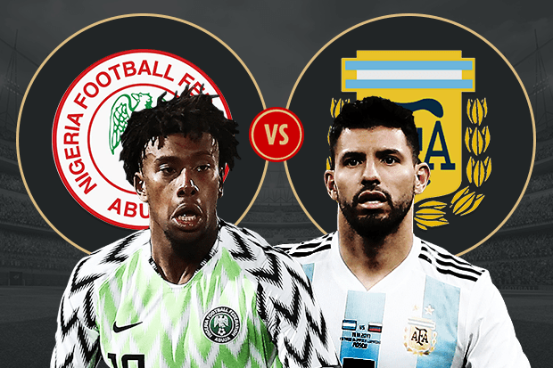 argentina vs nigeria world cup group stage fixtures