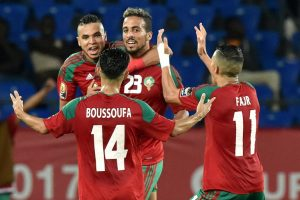 In Morocco Squad Five players from netherlands born