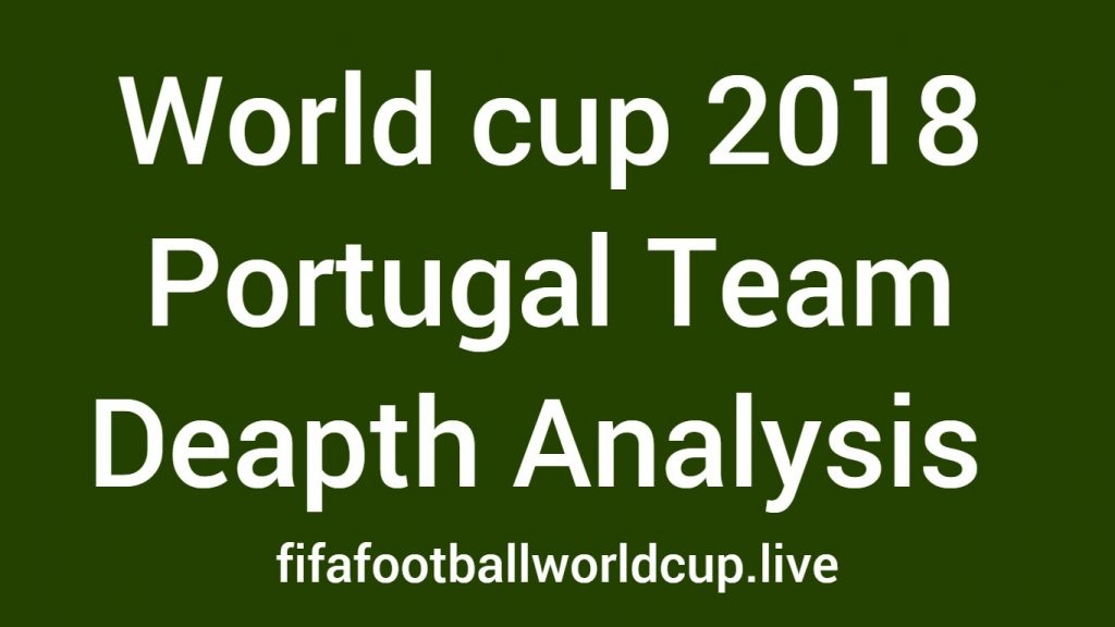 portugal team analasis for world cup