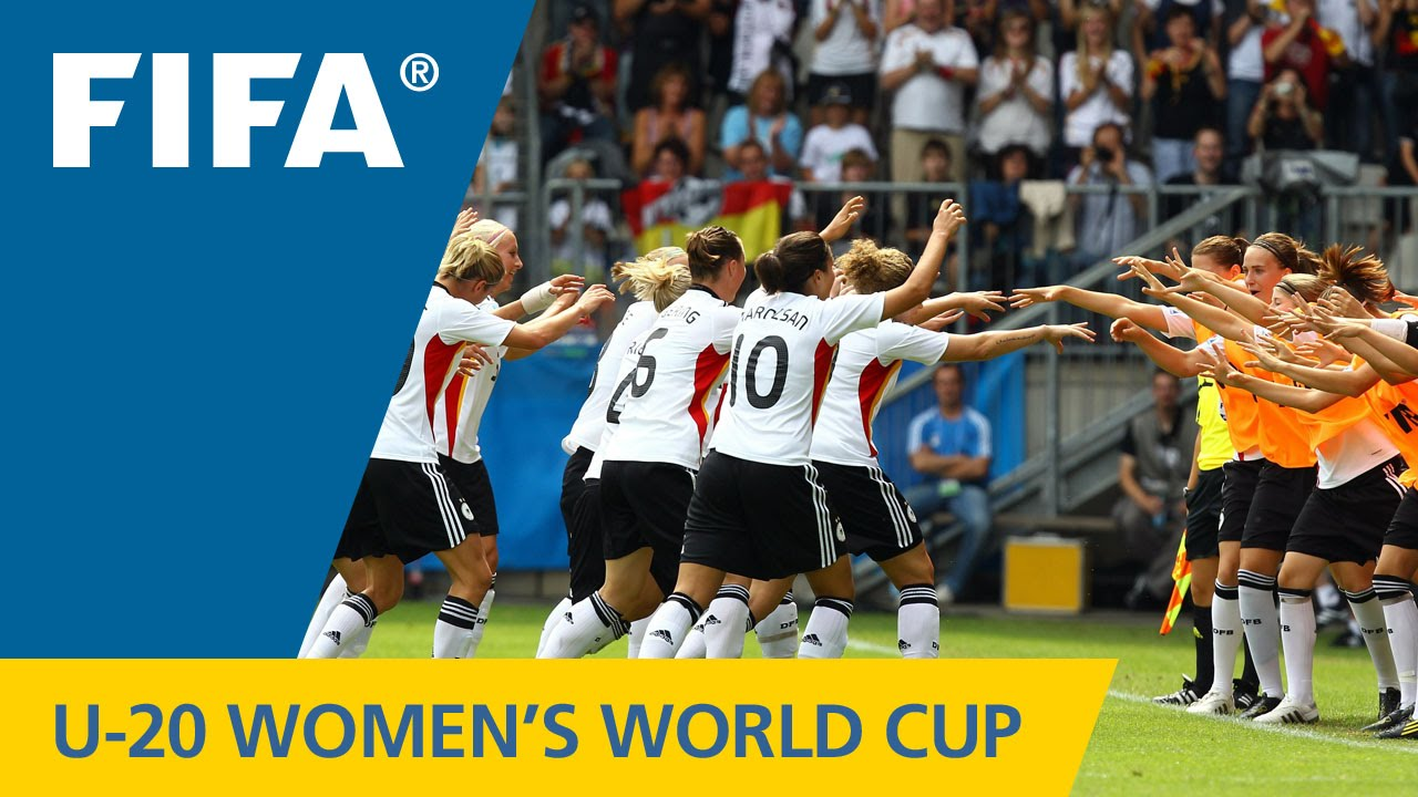 Fifa U-20 Womens world cup Winners