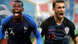 Sunday 15 July France vs Croatia Final Preview, Prediction, Odds