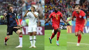 France vs Belgium Semi Final Match TV channels List – FRA vs BEL 10 July