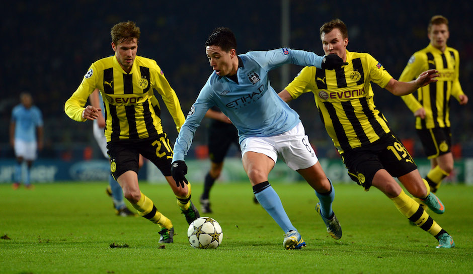 Manchester City vs Borussia Dortmund-football-match