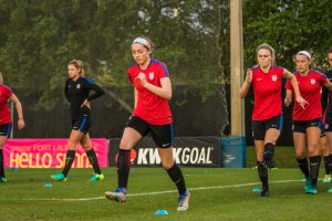 USA Squad announced for 2018 Fifa U20 Womens world cup