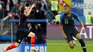France vs Croatia 2018 World cup Final TV channels & Broadcaster