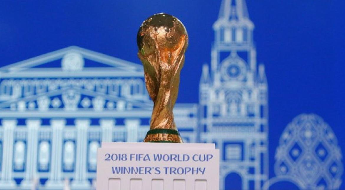 fifa world cup 2018 winners trophy
