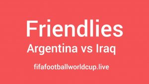Argentina vs Brazil Live Stream Friendly [Online TV channels] Today