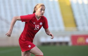 Beckie Things Canada Favorites to Win First Women's world cup at France