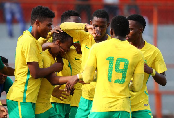 South Africa U-20 football team players for world cup 2019