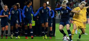 Here's A France 2019 Women's World cup Squad